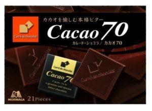 高カカオチョコレート