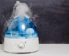 加湿器 漂白剤