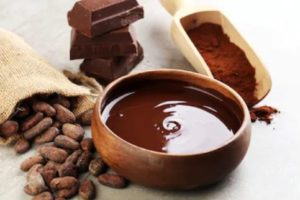 手作りチョコ溶けない方法