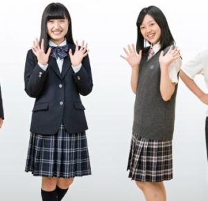 田鍋梨々花 出身高校 花園中学