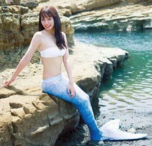 関水渚 水着姿 写真 カップ スリーサイズ