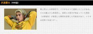 カネ恋 ウロボロス 名前 猿渡慶太