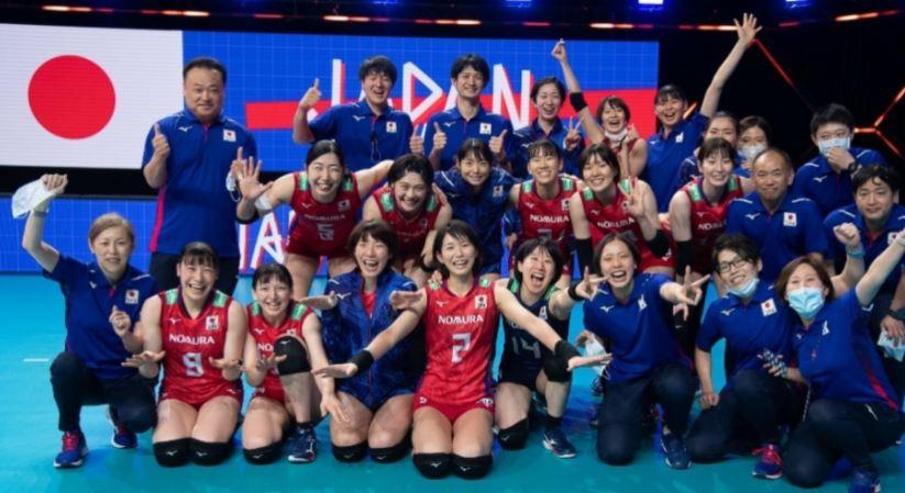 東京オリンピック女子バレー組み合わせ