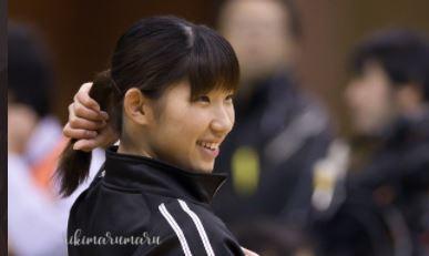 石井優希 髪型 ロング